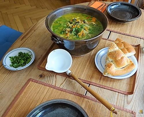Gemüsesuppe mit Glasnudeln (24)