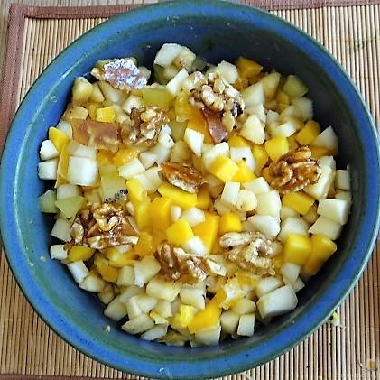 Gemüsesuppe mit Glasnudeln (34)