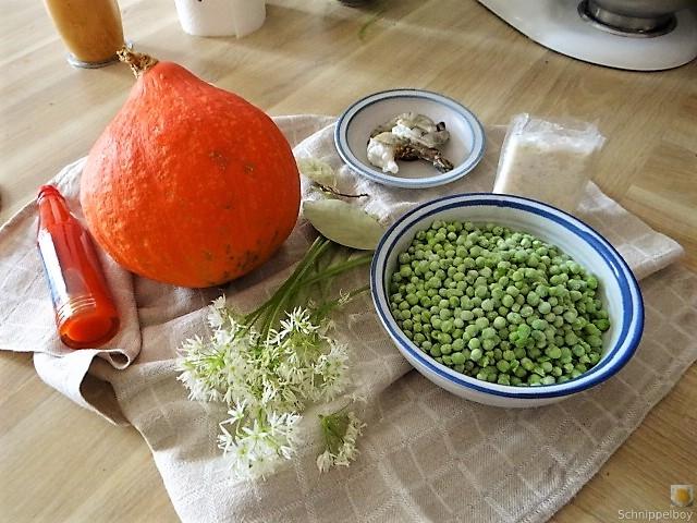 Kürbispüree,Erbsen-Mais,Bulgur (7)
