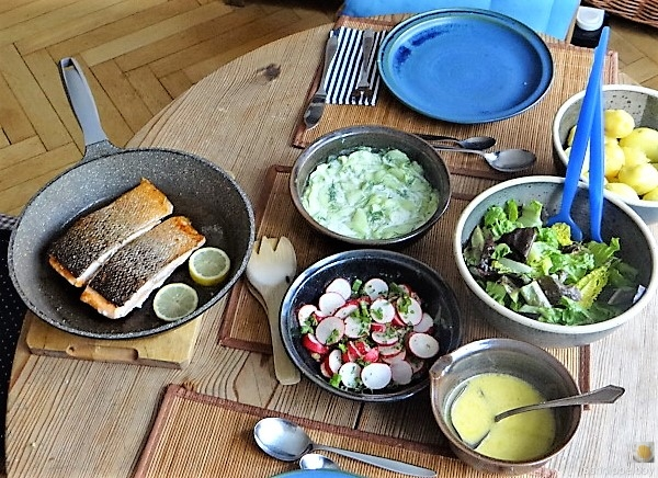 Lachs und Salate (21)