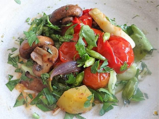 Pilze und Tomaten (19)