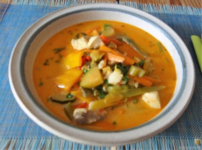 Kokossuppe-mit-FischErdbeeren-12