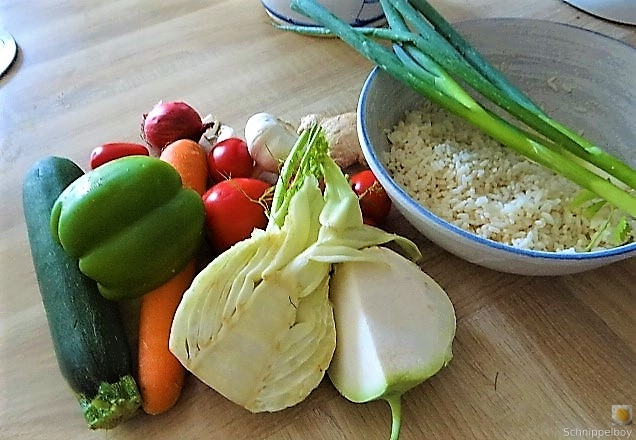 Gemüse,Reis,Muscheln (10)