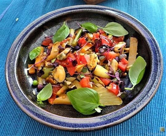 Gemüse,Reis,Muscheln (28)
