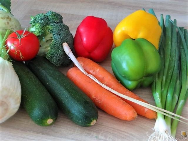 Gemüse,Reis,Muscheln (9)