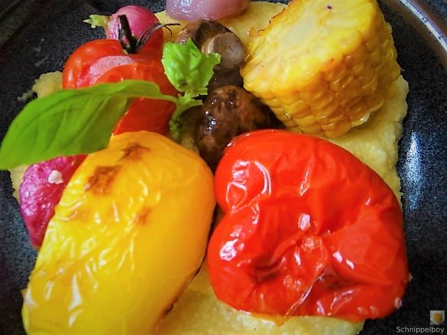 Polenta mit Ofengemüse (6)