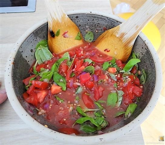 Zucchini-Kartoffel Zoodles mit Tomaten (16)