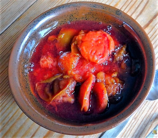 Muschel Risotto mit Zitrone (14)