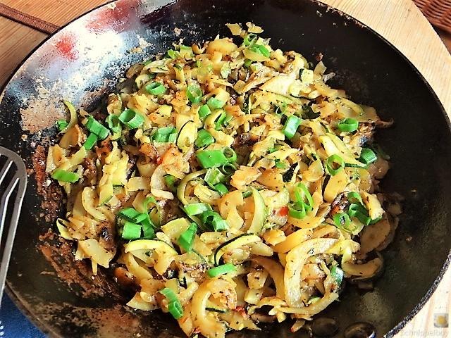 Rotbarsch auf Kartoffel und Zucchini (17)