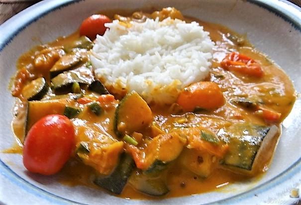 Zucchini Curry (3)