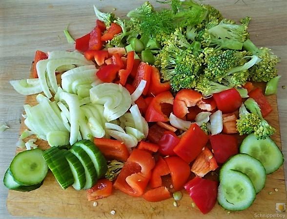 Gedünstetes Gemüse mit roten Linsen (13)