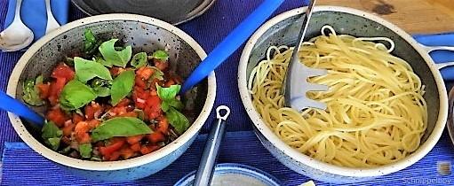 Spaghetti alla Keka (1)